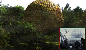 After Disney: Spaceship earth
