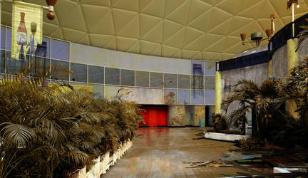 Life After Disney: Pavilion by eledoremassis02