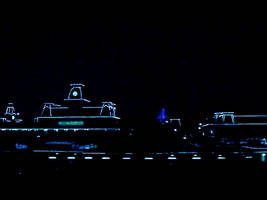 Tron Disney World 1