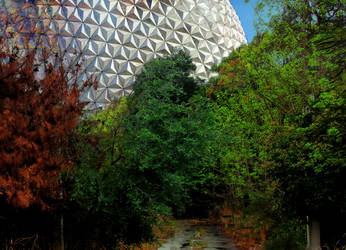 Life After Disney: Epcot Future by eledoremassis02