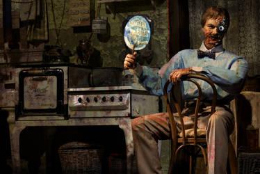 Life After Disney: Carousel of Progress inside by eledoremassis02