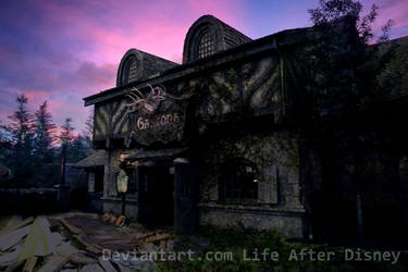 Life After Disney: Gaston's