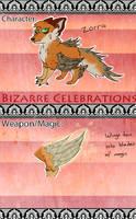 Zorra - Bizarre Celebrations by Audie-Nerd