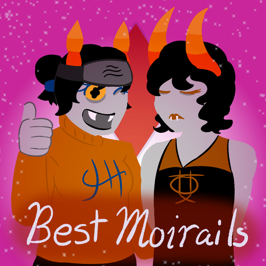 Best Moirails by BloodLily16
