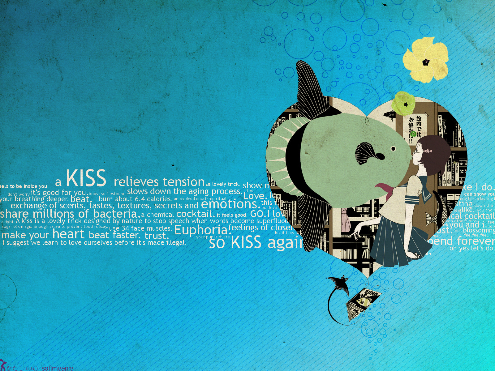 so kiss again by softmeanie