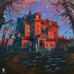 Mysterium (Tajemnicze Domostwo) - cover by DartGarry