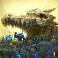 Dragon teeth by DartGarry