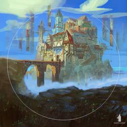 Illusory castle by DartGarry