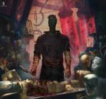 Fatal Ferocity cover by DartGarry