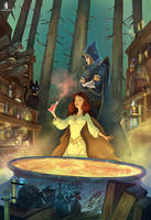 all this potion! by DartGarry