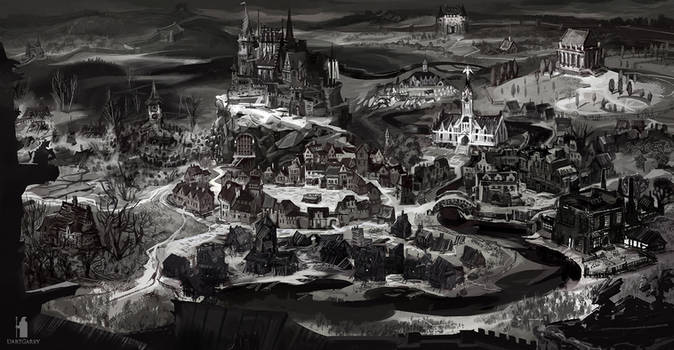The Executioner a town map
