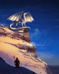 Dragon Peak by gourger