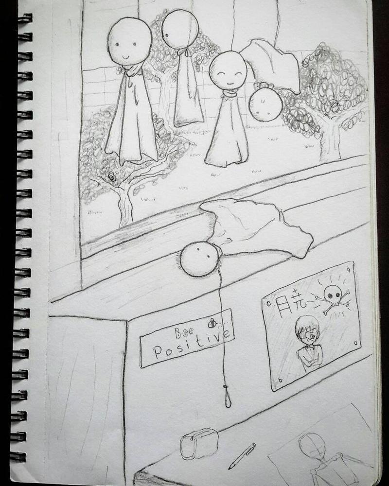 Teru Teru Bozu by Umikarakey