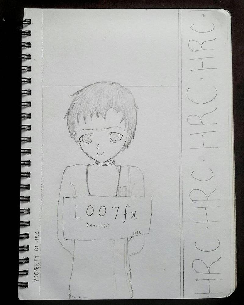 HRC subject L007fx by Umikarakey