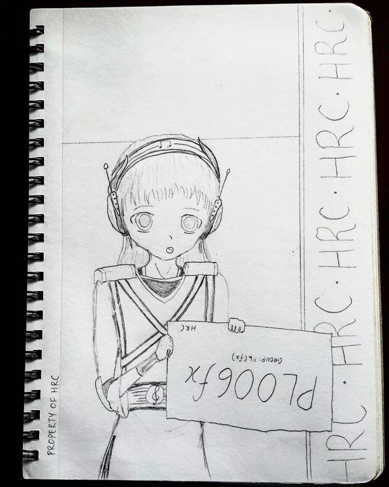 HRC subject PL006fx by Umikarakey