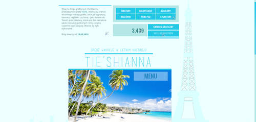 Tie'Shianna by Hope636