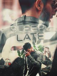 Sleep late by Hope636