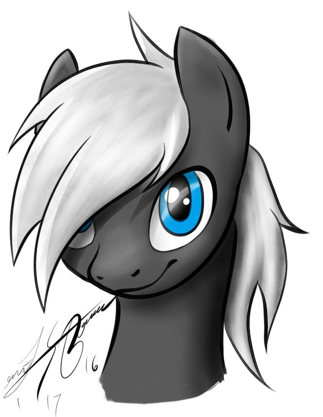 Pony Practice by Ravvij