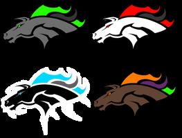 Sleipnir Heads Colors