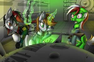 Fallout Equestria - Fat Mare by Ravvij