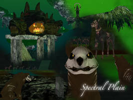 FH Map: Spectral Plain (Download Discontinued) by VexiWolf