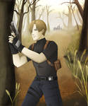 Commission- Leon S Kennedy