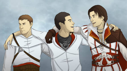 Assassin Family Reunion