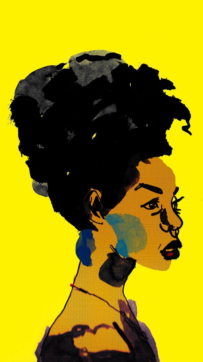 Beauty 03 by FcomBaT