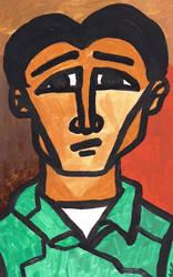 Portrait by migucain