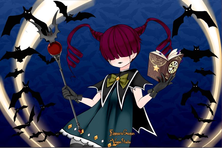 Rinmaru Anime Halloween Magical girl 2 by abc09827. Rinmaru Anime Halloween Magical girl 2 by abc09827 on DeviantArt