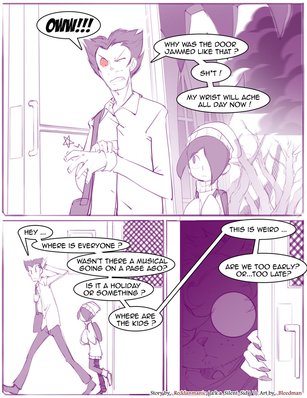 GH - Ch.2 P.19 - an In and an Out by Silent-Sid