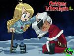 Christmas is Here Again - Sophiana and Tsukiko