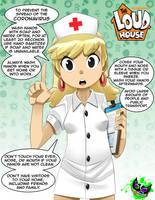 The Loud House - Leni Nurse ( Coronavirus )