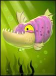 Odd Fish
