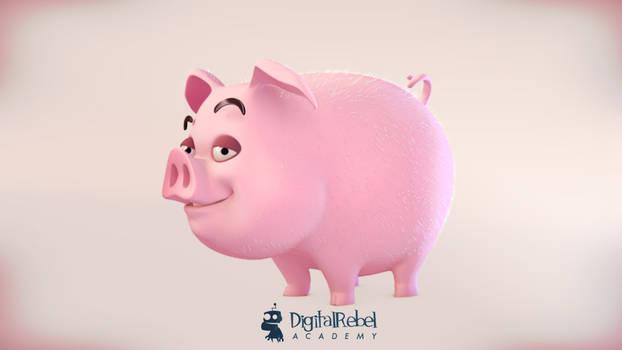 Cerdito Piggy