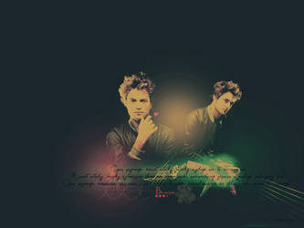 Wallpaper Robert Pattinson 2 by blast-wind