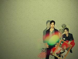 Wallpaper Ian Somerhalder