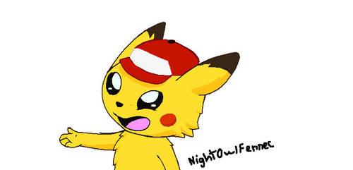Pikachu's Opinion by NightOwlFennec