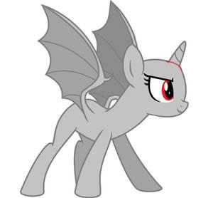MLP Bat Pony Base