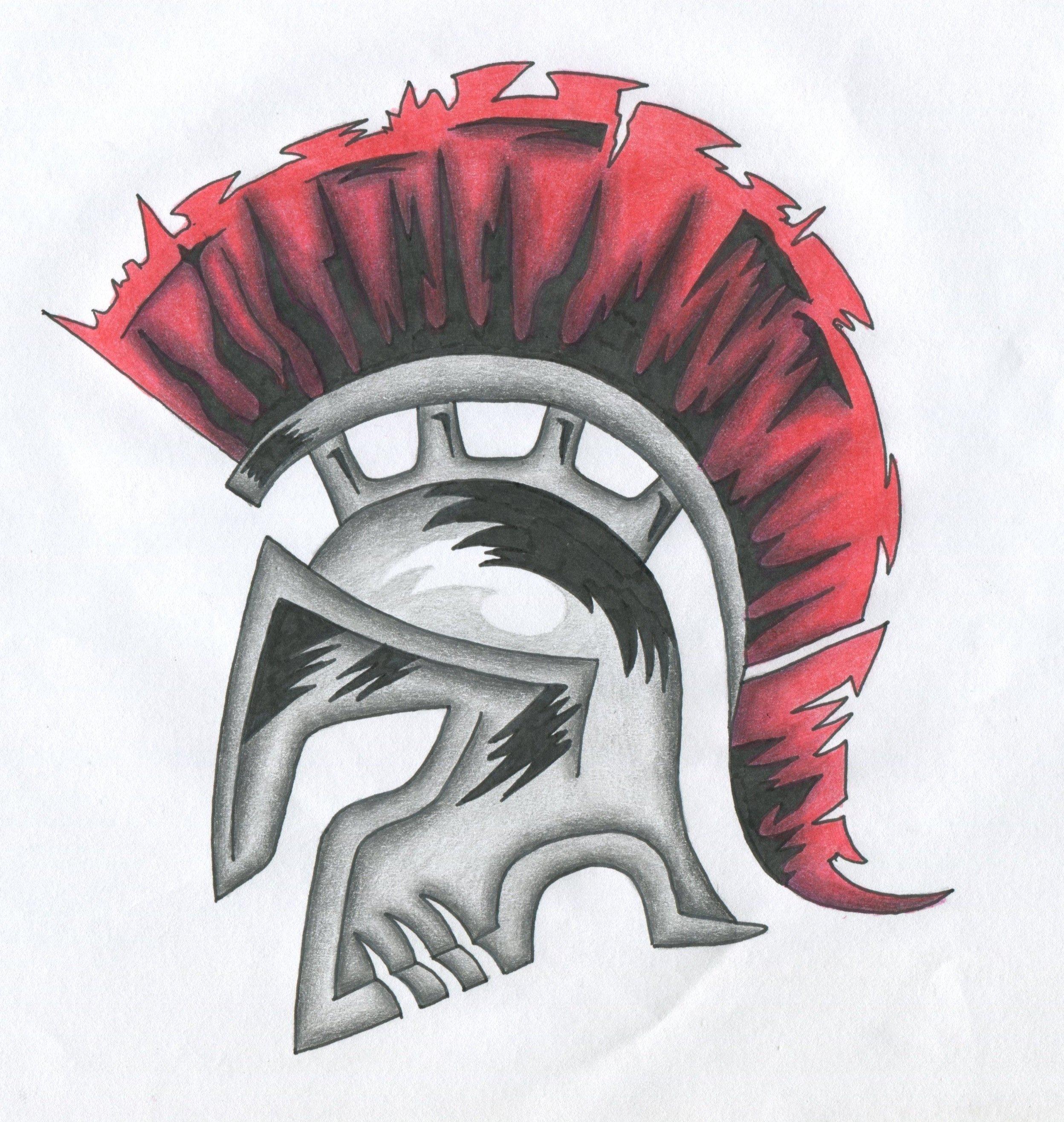 Spartan Helm By Fantasymystic On Deviantart
