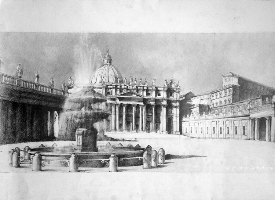 Bernini's fountain