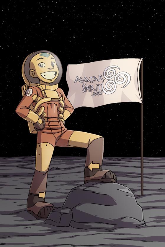 Apollo Aang - for ASN by Blue-Ten