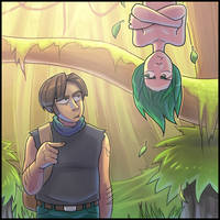 The Meek - Angora and Pinter by Blue-Ten