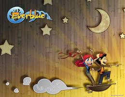 Everblue - Adventurous Duo by Blue-Ten