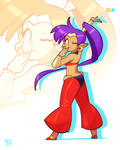 Shantae - Dance Through the Danger