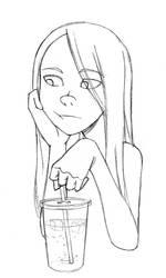 Terra Sketch by Blue-Ten