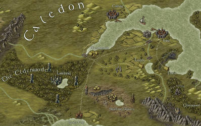Caledon Region by IrondrakeX