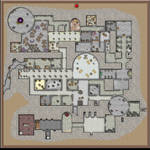 The Sunless Citadel Fortress Level