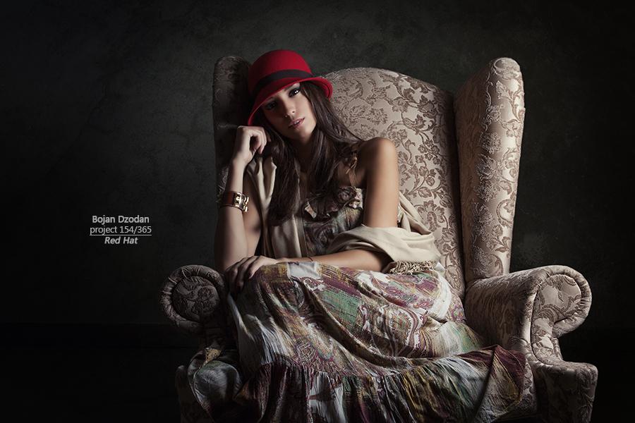 Red Hat by Dzodan