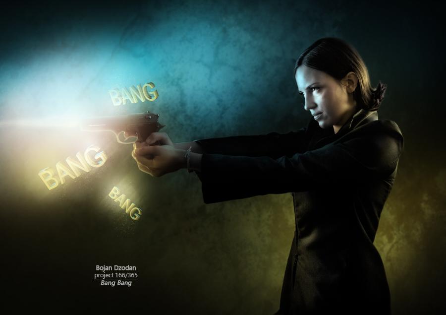 Bang Bang by Dzodan